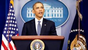 President Obama to Make One Final Appearance on David Letterman
