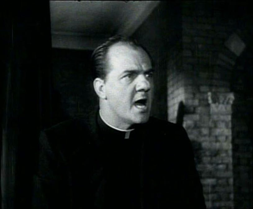 On the Waterfront - Karl Malden as Father Barry, 1954