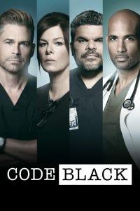 Code Black as Tom Moreno