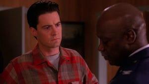 Twin Peaks, Season 2 Episode 12 image
