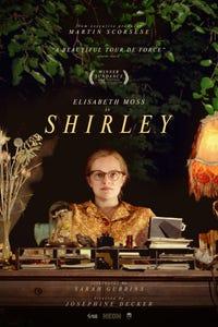 Shirley as Shirley Jackson