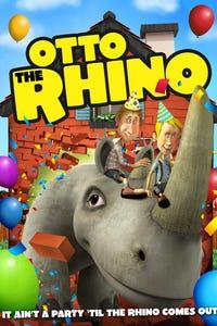 Otto er et næsehorn as Politimesteren