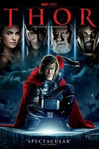 Thor as Odin