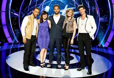 Duets - Season 1 - John Legend, Kelly Clarkson, Quddus, Jennifer Nettles and Robin Thicke