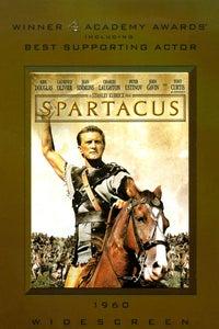 Spartacus as Marcus Licinius Crassus (some scenes, 1991 restoratio