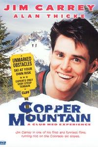 Copper Mountain as Jackson Reach