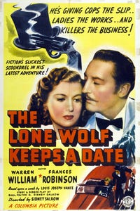 The Lone Wolf Keeps a Date as Chimp