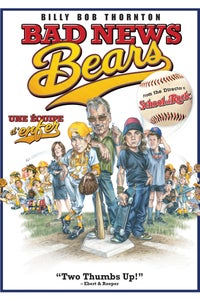 Bad News Bears as Yankee Dad