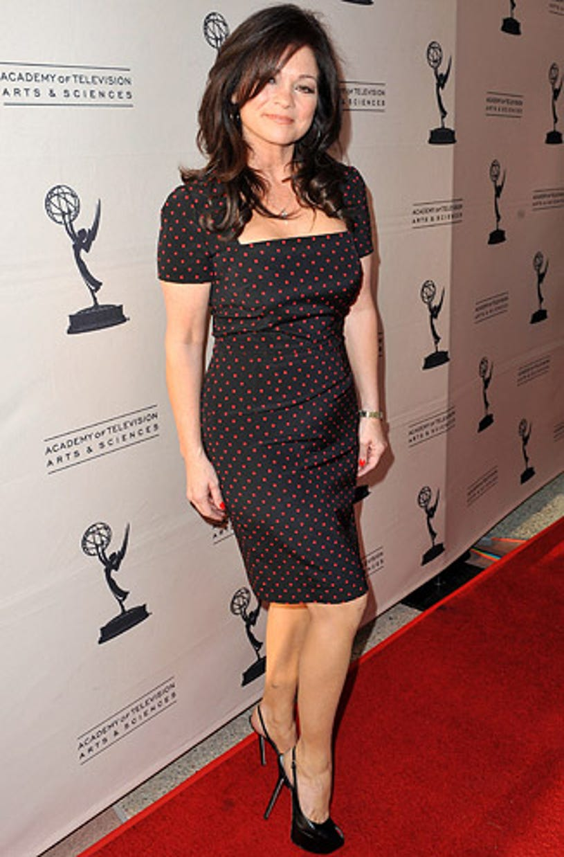"""Valerie Bertinelli - The Academy of Television Arts & Sciences Presents An Evening With """"Hot In Cleveland,"""" March 30, 2011"""