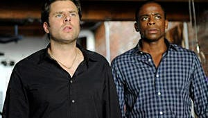 Psych's James Roday and Dulé Hill Perfect the Buddy Act