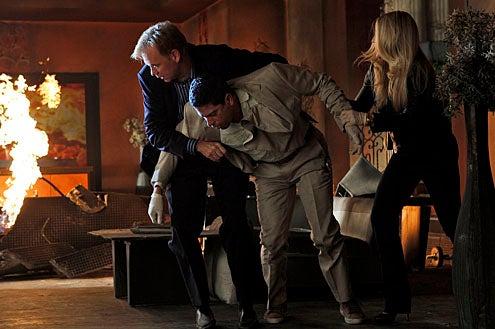 CSI: Miami - Season 10 - David Caruso as Horatio Caine, Adam Rodriguez as Eric Delko and Emily Procter as Calleigh Duquesne