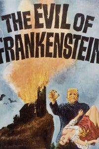 The Evil of Frankenstein as Baron Frankenstein