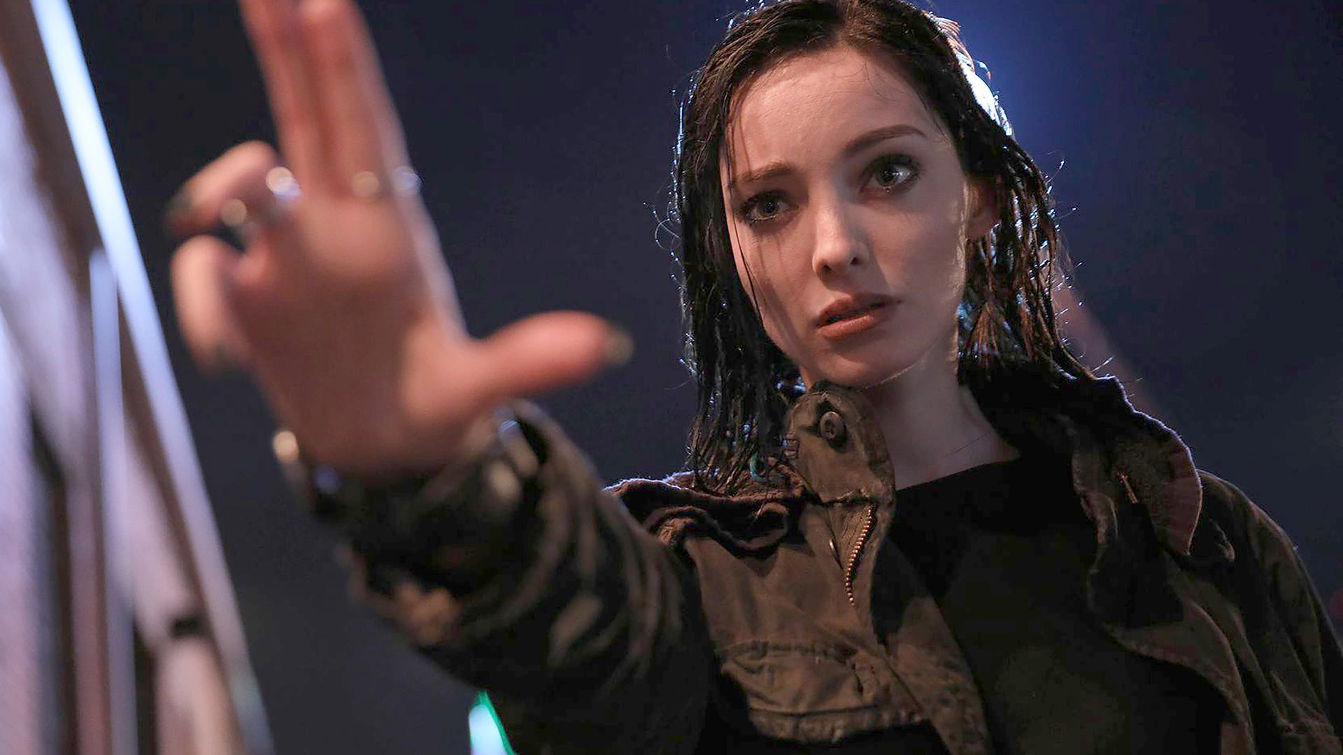 Emma Dumont, The Gifted