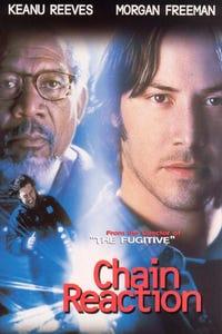 Chain Reaction as Sergeant Nick Zingaro