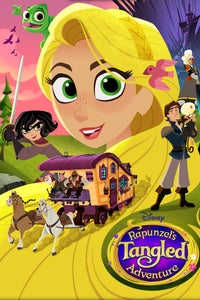 Rapunzel's Tangled Adventure as King Frederic