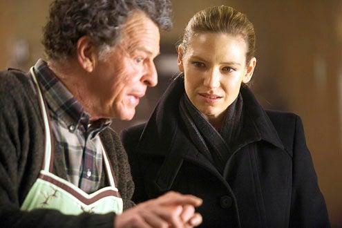 "Fringe - Season 3 - ""6B"" - John Noble as Walter and Anna Torv as Olivia"