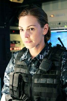 "Last Resort - Season 1 - ""Pilot"" - Daisy Betts"