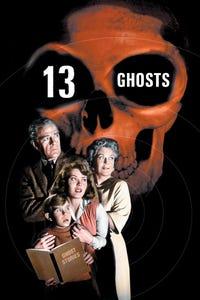 13 Ghosts as Elaine Zacharides