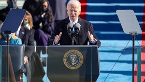 Biden Inauguration: Rewatch President's Speech, Lady Gaga's Anthem, Jennifer Lopez's Performance, and the Celebrating America Special