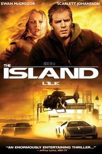 The Island as McCord