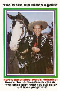 The Cisco Kid as Pancho