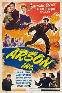 Arson, Inc. as Betty