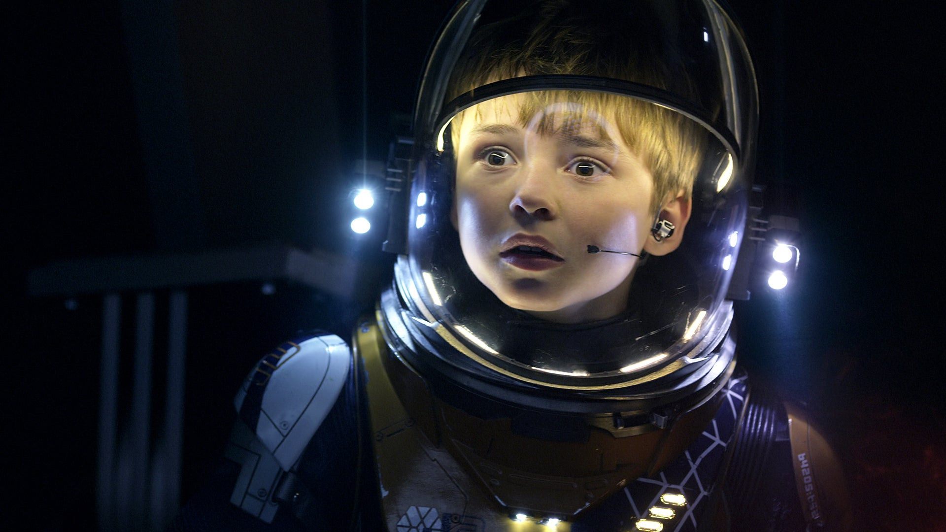 Max Jenkins, Lost in Space