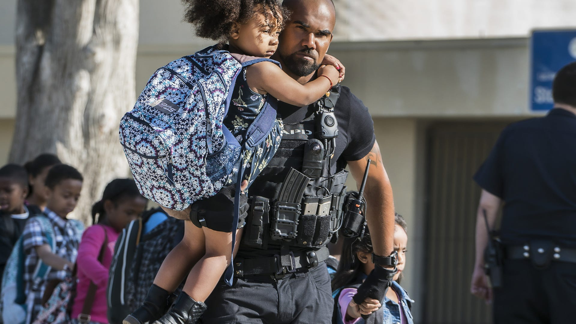 Shemar Moore, S.W.A.T.
