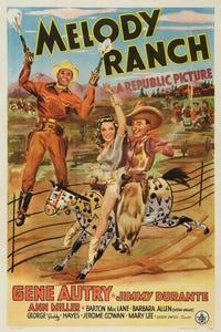 Melody Ranch as Radio Actor
