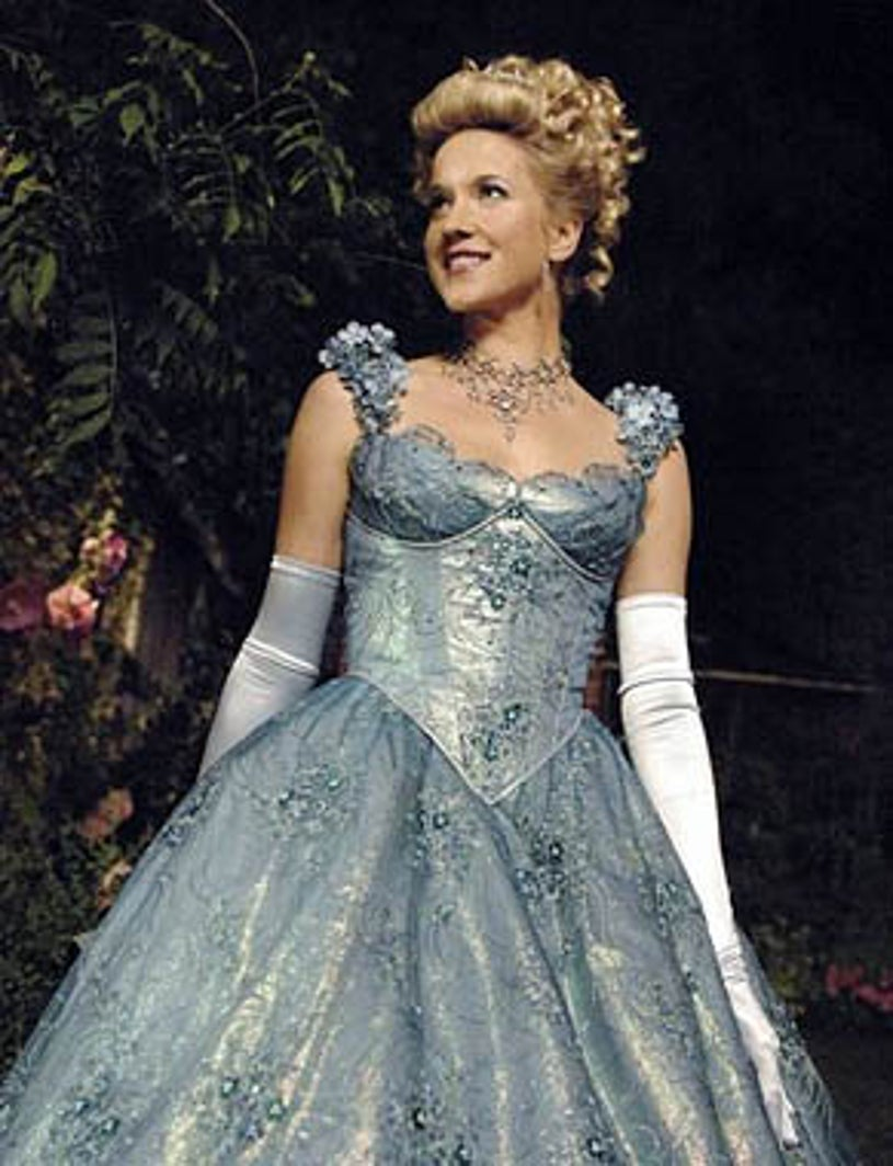 """Once Upon a Time - Season 1 - """"The Price of Gold"""" - Jessy Schram"""