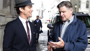 """Treat Williams on Playing White Collar's Mysterious Sam: """"He Trusts No One"""""""