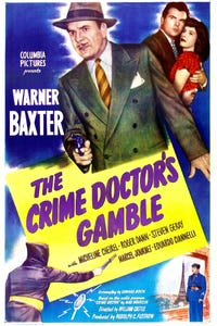 Crime Doctor's Gamble as Theodore