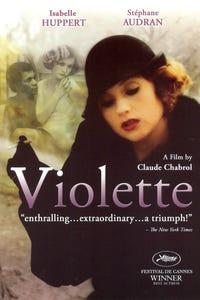 Violette Noziere as Violette Nozière