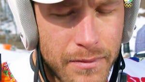 Bode Miller Defends NBC Reporter After Emotional On-Air Breakdown