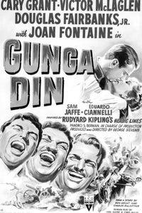 Gunga Din as Thug Chieftain