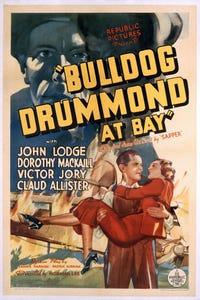Bulldog Drummond at Bay as Gregoroff