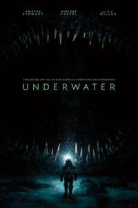 Underwater as Norah