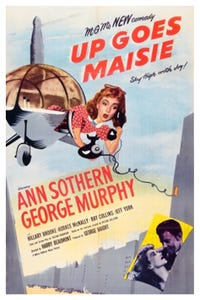 Up Goes Maisie as Jonathan Marbey