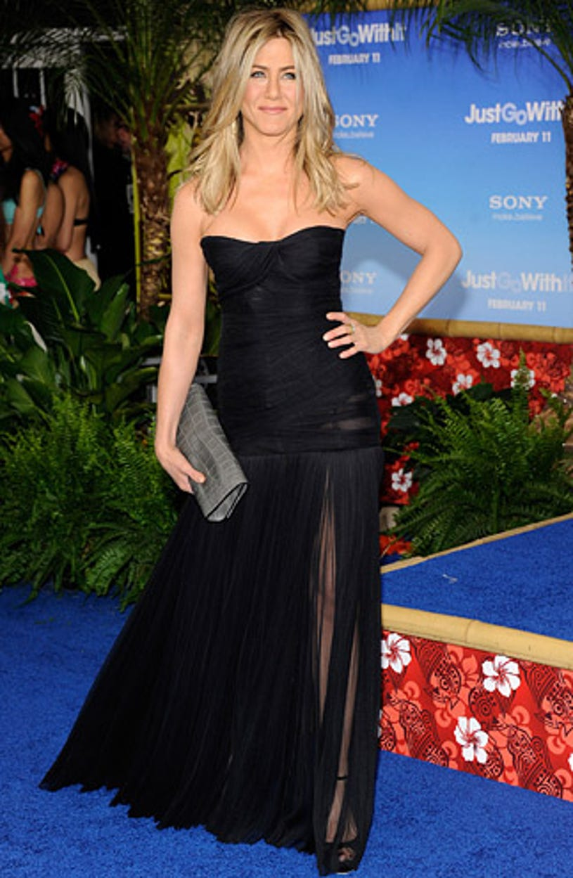 """Jennifer Aniston - The """"Just Go With It"""" premiere in New York City, February 8, 2011"""