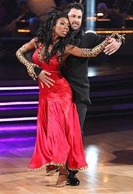 Dancing with the Stars - Season 11 - Brandy, Maksim Chmerkovskiy