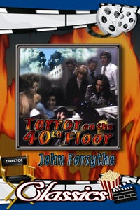 Terror on the 40th Floor as Lee Parker