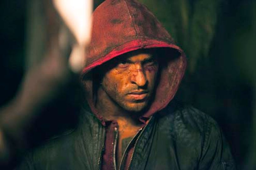 """The 100 - Season 1 -  """"Day Trip"""" - Ricky Whittle"""