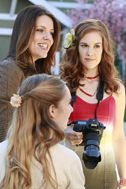 "Desperate Housewives - Season 8 - ""You Take for Granted"" - Andrea Parker, Darcy Rose Byrnes, Katharine Emmer"