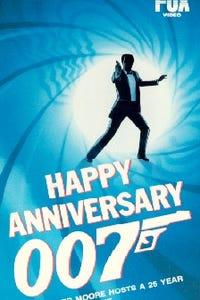 Happy Anniversary 007---25 Years of James Bond
