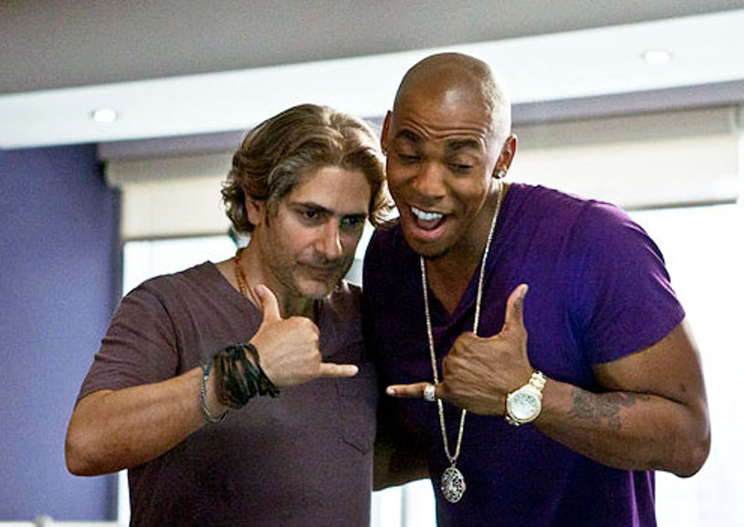 """Necessary Roughness - Season 2 - """" All the King's Horses"""" - Michael Impoerioli and Mehcad Brooks"""