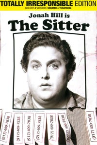 The Sitter as Officer Frank