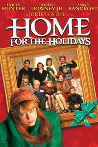 Home for the Holidays as Tommy Larson