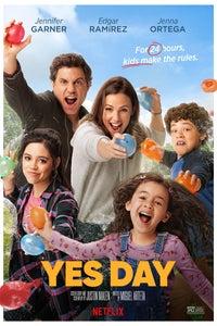 Yes Day as Karen