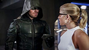 Arrow Mega Buzz: Is There Still Hope for Oliver and Felicity?