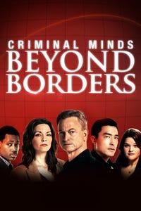 Criminal Minds: Beyond Borders as Samantha Wade